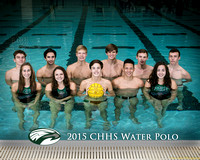 2015 CHHS Water Polo
